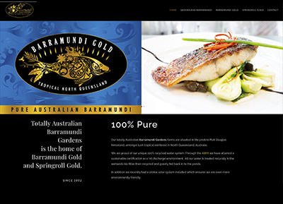Barramundi-website